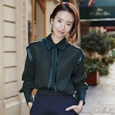 2017 Trendy Women Clothing Long Sleeved Shirt Fashion Personality Tassel Coat Spring New