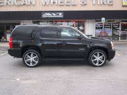 100 Black Truck Rims For Sale Gmc Yukon 22 Inch Wheels And Tires For