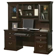 Cymax Desk With Hutch by Kathy Ireland Home By Martin Fulton Credenza With Hutch In
