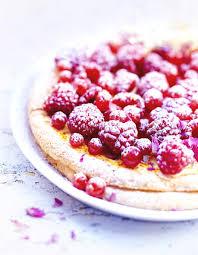 dessert pour 6 personnes tarte fruits rouges et violette pour 6 personnes recettes
