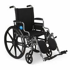 Medline Transport Chair Instructions by Medline Transport Wheelchair Wheelchairs Ebay