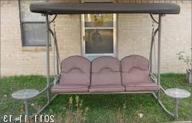 Patio Swings With Canopy Replacement by Patio Swing Canopy Replacement Hardware Patios Home Decorating