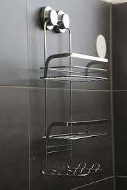 duschkörbe ablage wandablage mit 3 etagen badezimmer