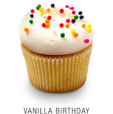 DC Cupcake s Geor own Vanilla Cupcake Recipe from Live with Kelly