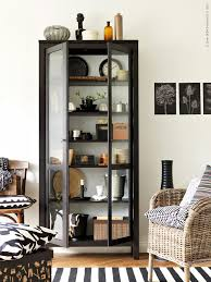 Ikea Hemnes Linen Cabinet Discontinued by Ikea Livet Hemma Black And White Scandinavian Modern Living Room