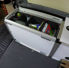 Loft Bed : Truck Storage Tacoma Solutions Bag Waterproof Diy System ...