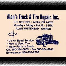 Alans Truck & Tire Repair - Home | Facebook Mobile Tire Repair Services 24 Hour Used Tire Shop Near Me Auto Gmj Automotive Repair And Service Adams Wisconsin Brakes Front End Shop Auto Truck Freehold Monmouth County Flat Service Atlanta Hour Roadside Hawks Tharringtons Works Commercial Tires In Houston Tx Motorcycle Tyre Near Me Bcca Jamar Olive Branch Ms 38654 Ford Corpus Christi Autonation Home Roadrunner Mobile Central Florida Gettread