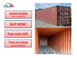 100 40 Foot Containers For Sale Ft Std Container Van For PRICE REDUCED