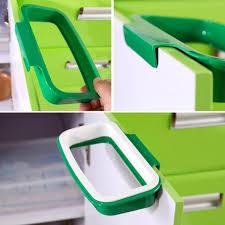 support sac poubelle cuisine nouveau sac poubelle clip ordures rack de stockage de cuisine