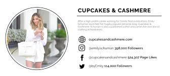 Cupcakes And Cashmere Emily Schuman Lifestyle