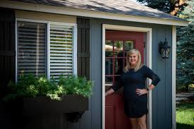 Tuff Shed Colorado Cabin by That Old Tuff Shed In The Backyard Diy Ers Are Giving It A