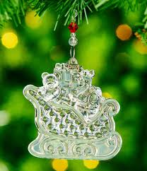 Christmas Tree Waterer Green Square Gift by Waterford Dillards Com