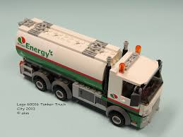 Lego City 60016 Tanker Truck - A Photo On Flickriver