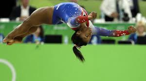 Simone Biles Floor Routine 2017 by Biles Wins Gold Raisman Silver In A Duel For Their Last Medals