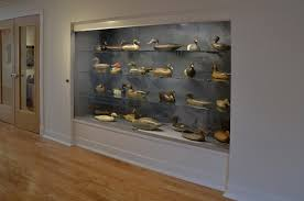 Rudinec Prints Graphics For Museums The Duck Decoy Display Case