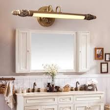 qhens spiegelleuchte badezimmer vintage mit 180