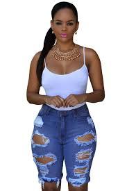 cheap black bermuda jeans free shipping black bermuda jeans