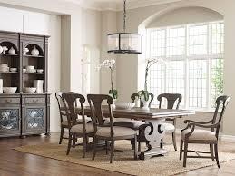 Kincaid Furniture Table Refractory Crawford Greyson 883715P