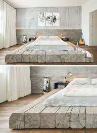 Bedroom Design Idea Place Your Bed A Raised Platform