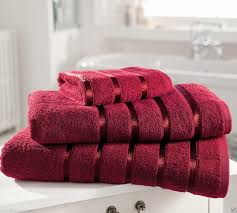 Burgundy Coloured Bathroom Accessories by New 100 Egyptian Cotton Luxury Towels Bath Towel Hand Towel