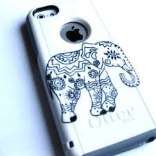 Indian Elephant otterbox Otterbox iPhone from JoeBoxxEtsy on Etsy