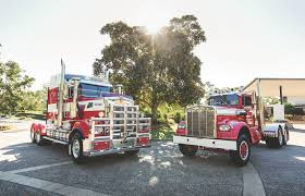 Brown And Hurley's First Ever Kenworth | Logistics, Trucking ...
