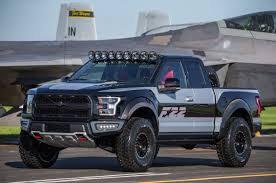 Ford F-22 Raptor Goes For $300,000 At Auction | Automobile Magazine 2018 Ford F150 Raptor Truck Model Hlights Fordcom Velociraptor 6x6 Ctb Performance New Zealands Leading Raptor American Cars Funny Thing Pinterest Imagen Relacionada Mis Trocas Perronas Color Options Add Offroad Spied 2017 Caught In The Wild Wearing Silver Whats How The Ranger Measures Up To Real Updated 2013 Svt Supercab Test Review Car And Driver Drive Can Flat Out Fly Times Free Press Race Forza Motsport Wiki Fandom