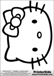 Hello Kitty Color Book Sheet 10708