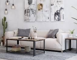 wohnzimmer im vintage stil einrichten und dekorieren