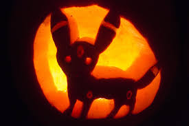 Easy Pokemon Pumpkin Carving Patterns by Umbreon Pokemon Pumpkin Stencils Images Pokemon Images
