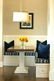Corner Dining Room Set Bench Table With Storage Nook Sets