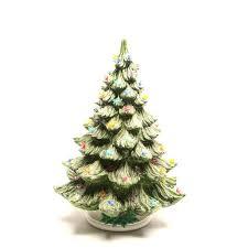 Ceramic Tree Vintage Lighted Christmas Bulbs Hobby Lobby