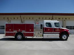 Colby, KS - Official Website - Fire Dept. Apparatus Used Fire Trucks For Sale 1993 Freightliner Rescue Truck Youtube M2 106 Specifications Thousands Of Western Star Trucks Recalled Just Unveiled Matchbox 2016 Maline Engine Best August 6 Fire Damages Valley Shop In Brook Park Hollis Department Me Spencer 1997 American Lafrance Details New Deliveries Deep South Old Freightliner Coe Fire Truck With T6v92 Detroit Diesel Spartan Motors Aaa