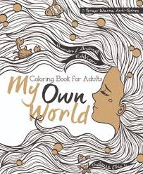 Nathas Reviews My Own World Coloring Book For Adults