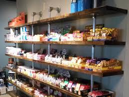 Sole Sports Nutrition Shelf