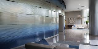 wavy glass tile backsplash white wave decorative accent tiles for
