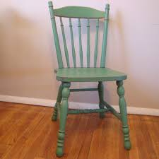 100 Dining Chairs Painted Wood Custom Distressed Farm Chair Vintage Farmhouse How To