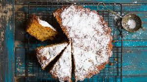 carrot cake ohne mehl