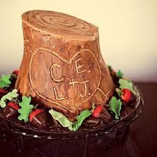 Rustic Grooms Cake 5 Tn