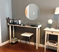 Linnmon Alex Desk Australia by Dressers Dressing Table Ikea Hack Ikea Makeup Organization