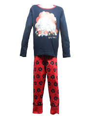 Girls Kids Children's Me To You PJ Tatty Teddy Long Pyjamas Pjs Set ...