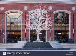 Best Real Christmas Tree Type Canada by A Seasonal Non Traditional Christmas Tree With The Rose Theatre In