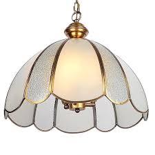 ac90 260v messing kupfer pendelleuchte glas lenschirm innenbeleuchtung pendelleuchte e27 loft bar esszimmer bronze kupfer anhänger