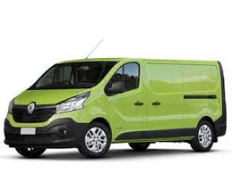 Renault Trafic LWB Business
