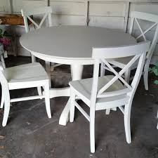 Aarons Dining Room Sets by Find More Pottery Barn Dining Set Mint Aris Pedestal Table And