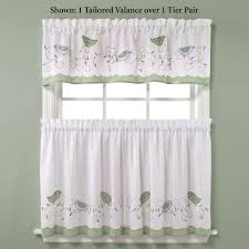 White Cotton Kitchen Curtains by Bathrooms Design Decorative Red Bathroom Window Curtains Curtain