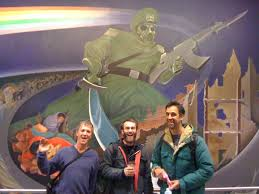 Denver Colorado Airport Murals by 12 09 11 U2014 Vail Co Guster Road Journal