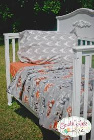 Woodland Creatures Nursery Bedding by Nursery Tractor Themed Bedroom John Deere Lamp John Deere