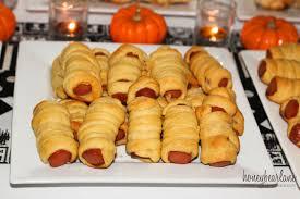 Halloween Hotdog Fingers by Halloween Party 2012