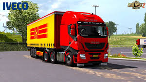 100 Download Truck Simulator ETS 2 Iveco HiWay 132 Ets2 Game Download Mod Truck